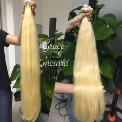 the best quality straight hair for dyed color #613 cheap price