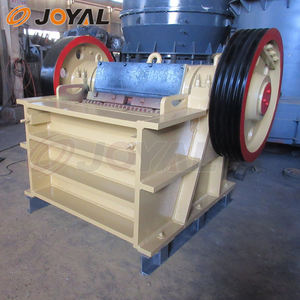 JOYAL marble crusher machine price Rock Stone Mineral Concrete Crush Machine