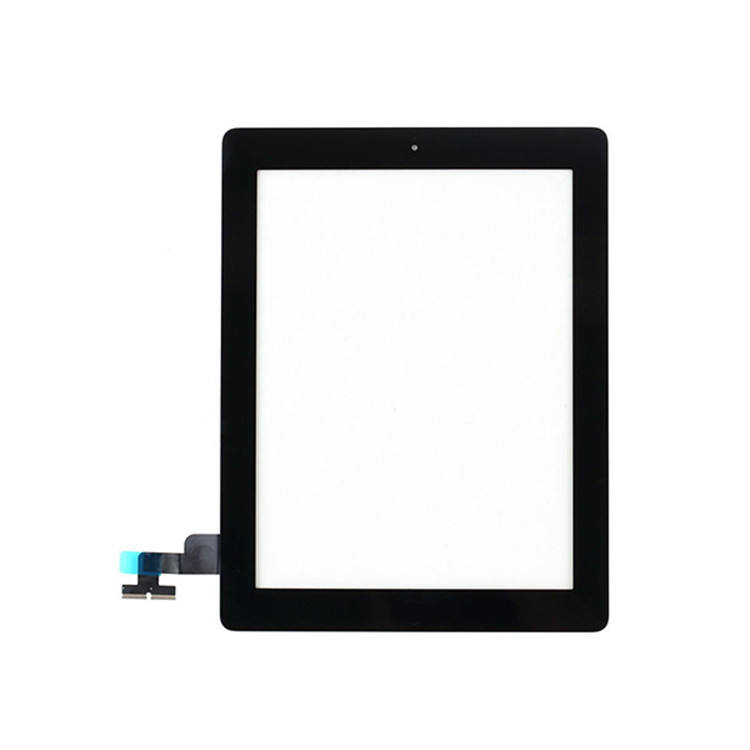 Front Glass Lens Touch Screen For iPad 2 2nd A1395 A1396 A1397 digitizer +adhersiver+tools