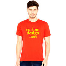Custom Design t shirt printing factory price red t shirts for men manufacturer in Bangladesh