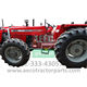 Massey Ferguson four wheel tractor price