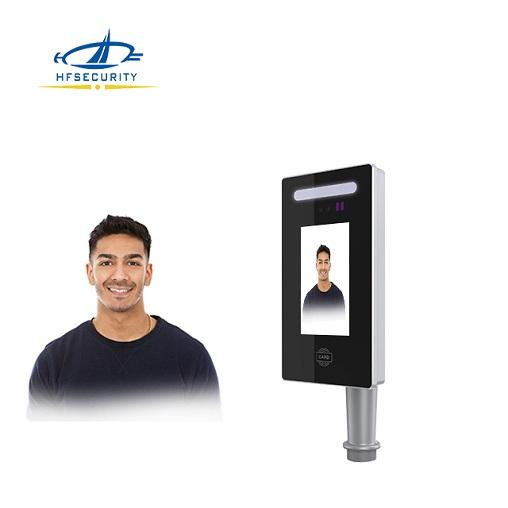 Android RA07 Access Control Outdoor Long Distance Android Facial Recognition Time Attendance Device With Ready Software