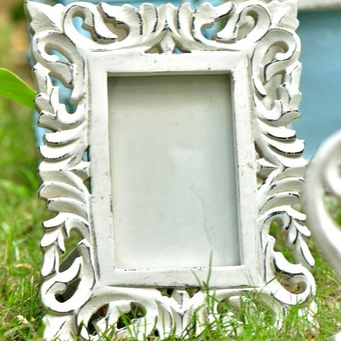 White Bone Photo Frame buy at best prices on india Arts Palace - Photo Frame Wholesaler - Frames