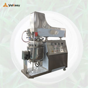 Factory Supply Emulsifying Cream Machine Liquid Mixer Equip For The Product Of Liquid Soap