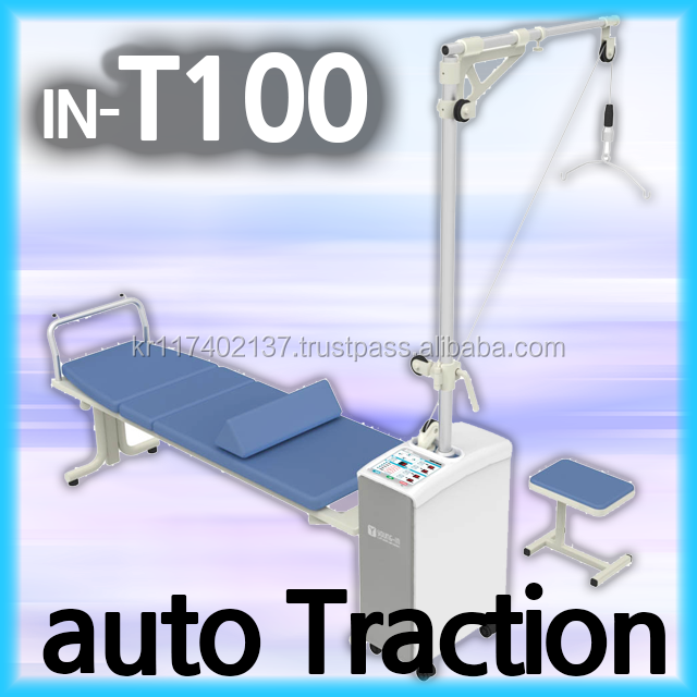 Traction Auto Traction Lombaire et Cervicale traction IN-T100