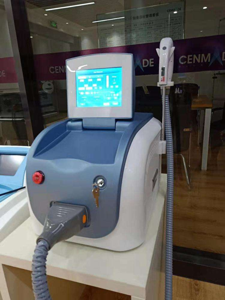 Ipl New Portable IPL SHR Hair Removal Machine/IPL SHR Made In China With Competitive Price
