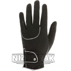 Outdoor hot selling Women Leather Horse Riding Gloves