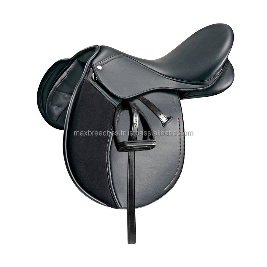 100% Leather Horse Saddle at Low Price