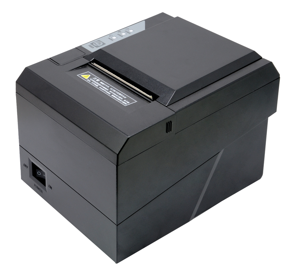 80mm pos receipt thermal printer Luckydoor P-80A