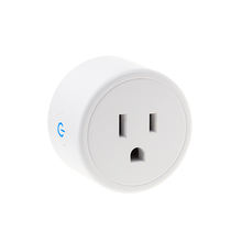 Alexa App Remote Control US Standard Smart Wifi Plug Socket