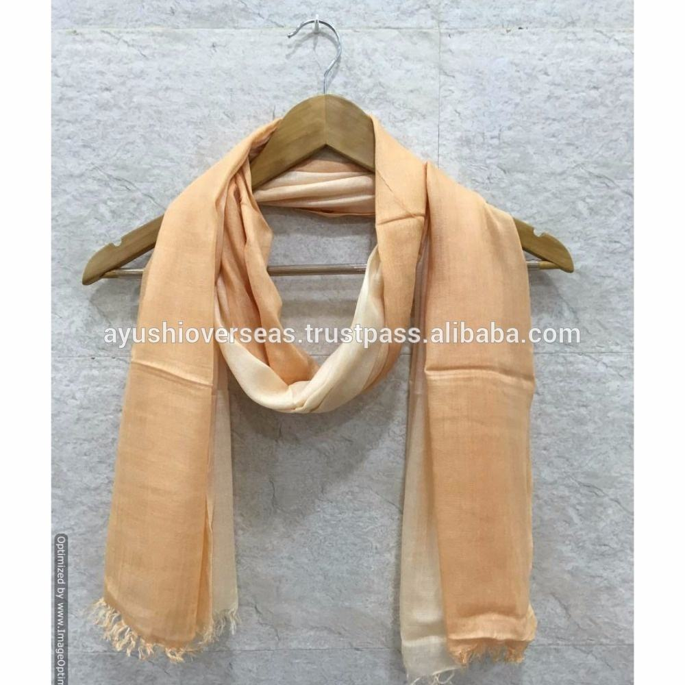 MULTI-COLOR FASHION WOMEN'S BEAUTIFUL VERY PRETTY LIGHTWEIGHT COLORFUL PIECE SCARVES