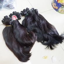 Grade 10a Virgin Cuticle Aligned Hair Original Real Virgin Remy Vietnam Hair Double Drawn Thick Ends Real Best 100 Human Hair