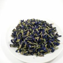 Thai Dried Blue Butterfly Pea Flower Tea Non-toxic No Chemical Fresh Aroma