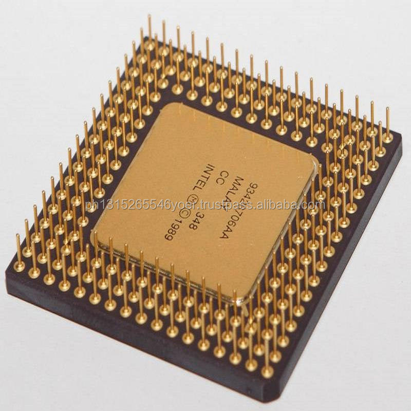 QUALITY CPU CERAMIC PROCESSOR SCRAPS