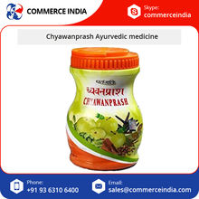 Patanjali Herbal and Chyawanprash for Healthy Wellbeing