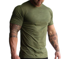 Men Gym Muscle Fit T Shirt