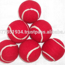 CRICKET TENNIS BALL HEAVY WEIGHT