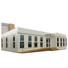 High quality low cost  steel structure prefabricated school building