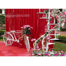 Latest Metal Stairs and Bicycle For Wedding Decor, Wedding Metal Decoration , Asian Theem Decorations