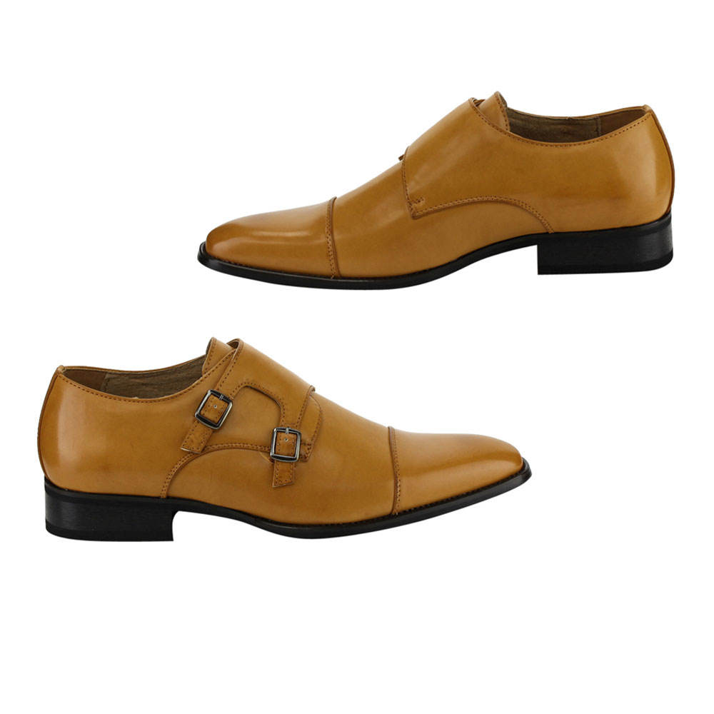 2018 Factory Made men's leather business dress shoes