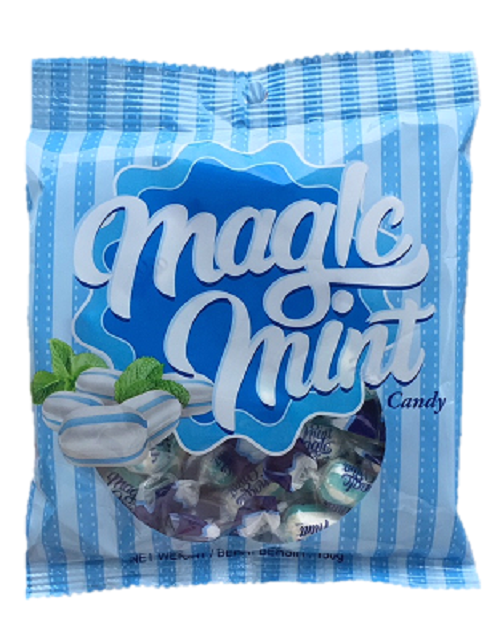 Hohe Qualität Sweets Mint Flavour Candy Malaysia