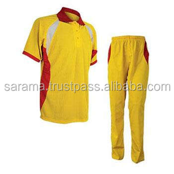 Custom High quality custom cricket uniforms/ Custom cricket uniforms with embroidery