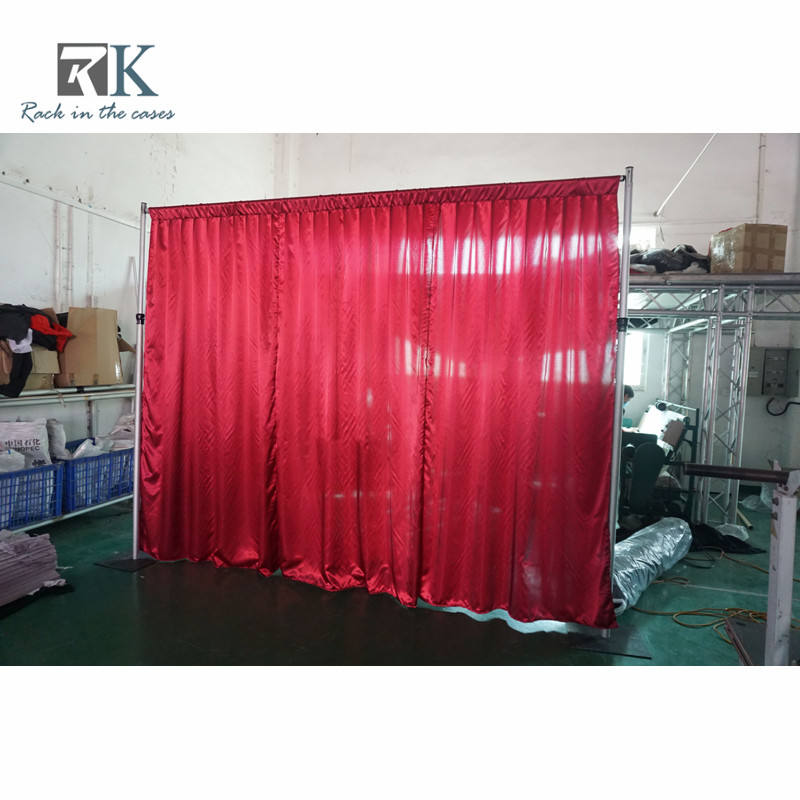 10-18ft pipe and drape make your own wedding reception decorations