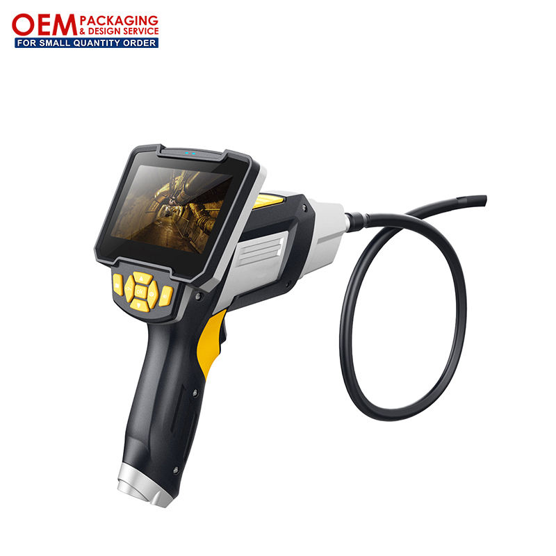 Handheld Endoscope Industrial Home inspection camera Borescope with 4.3 inch LCD screen(OEM packaging service available)