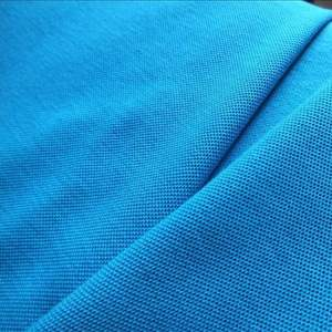 High quality CVC Pique fabric - All colors
