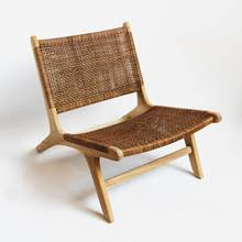 Rattan Wicker and Teak Outdoor GardenChairs Wooden Relaxing  Outdoor Garden Furniture otherhomefurniture