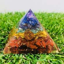 Orgone Pyramids Chakra Orgonite Energy Pyramids Spiritual Healing Crystals Pyramids Orgone Products manufacturer