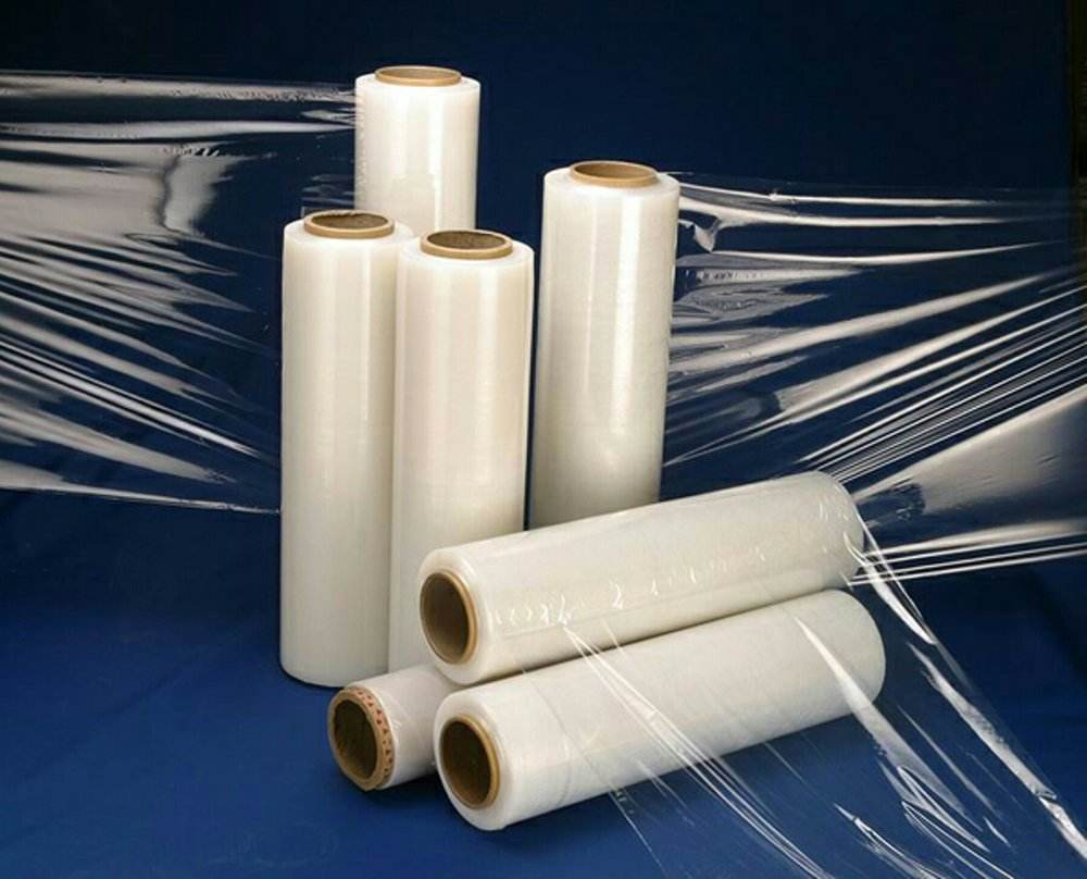 500mm x 23mu Transparent Transparency Stretch Film