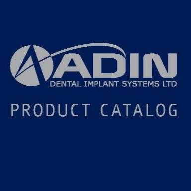 ADIN Touareg S Dental Implants With Prosthetic Abutment