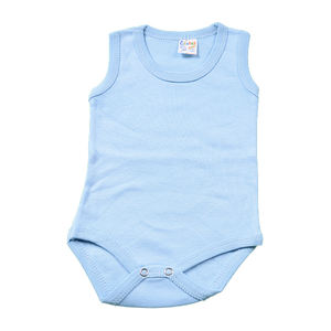 High Quality 100% Cotton Baby Kids Soft Clothes Kids Romper Bodysuit 3 PCS