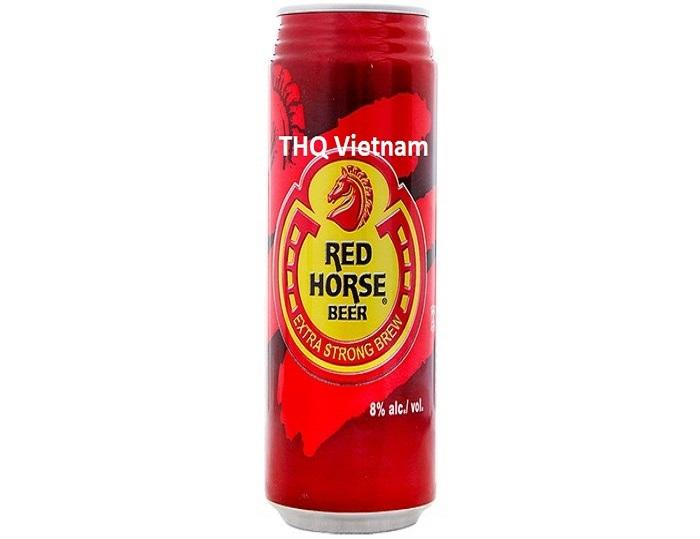 [THQ VN ] Wholesale Red Horse beer 550ml x 24 cans