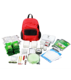 2 person 72 hour emergency survival kit for Earthquake, Fire, Evacuations, Auto, Home and Family