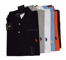 tt shirt polo collar striped t shirt