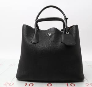 ¿De alta calidad del Auth del negro de PRADA bolsos para la venta al por mayor desde Japón? [Pre propiedad de la marca de lujo de empresa de
