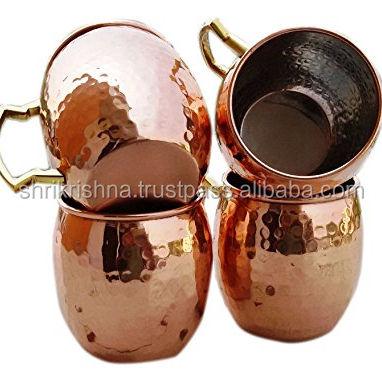Original cobre Moscow Mule taza para el Partido Celeberations