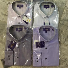 OEM made in Vietnam 60% cotton 40% polyester Men's formal shirt