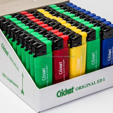 Disposable , Flint , Gas , Flame , Electronic,Refillable Original Cricket Lighters