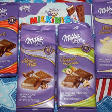 MILKA CHOCOLATE 100GRM
