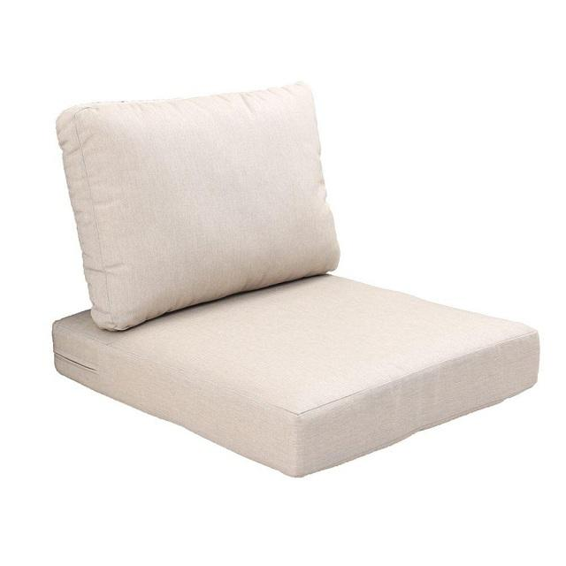 Customize Outdoor Tahan Air Bantal Kursi Outdoor Sofa Bantal