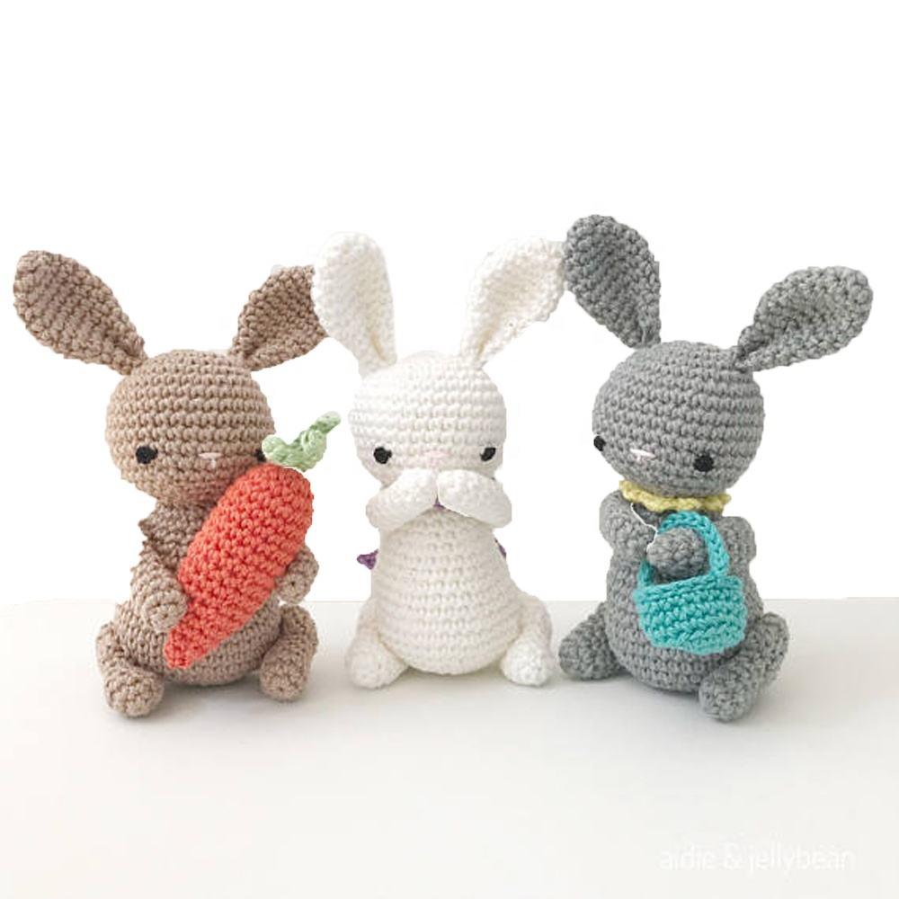 Pem Amigurumi Cute Bunny Crochet Pattern By HavvaDesigns© No.1 | 1000x1000