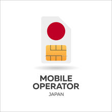 Reliable prepaid sim japan at Low-cost , small lot order available