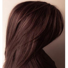 100% Natural Mahogany Color For hair