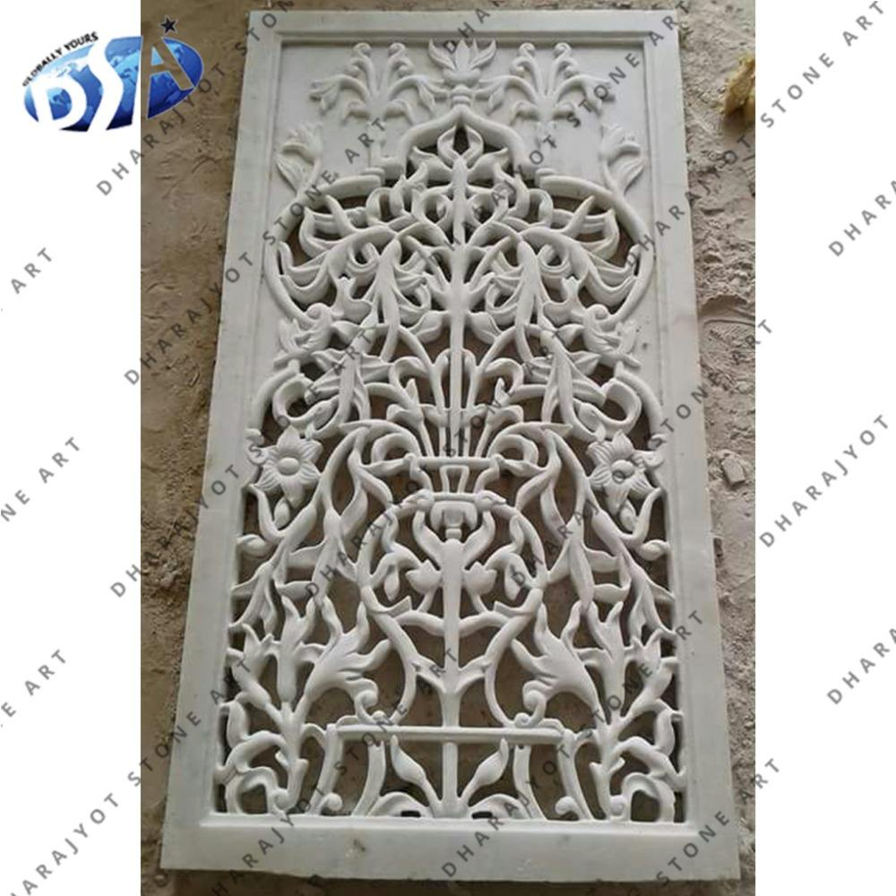 marble antique design jali