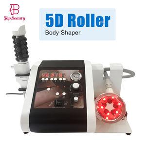 5D Velasahpe body slimming butt lifting machine vacuum roller massage