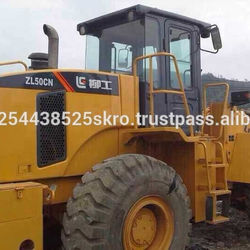 High Quality Used Liugong ZL50CN Wheel Loaders for sale/Liugong loader