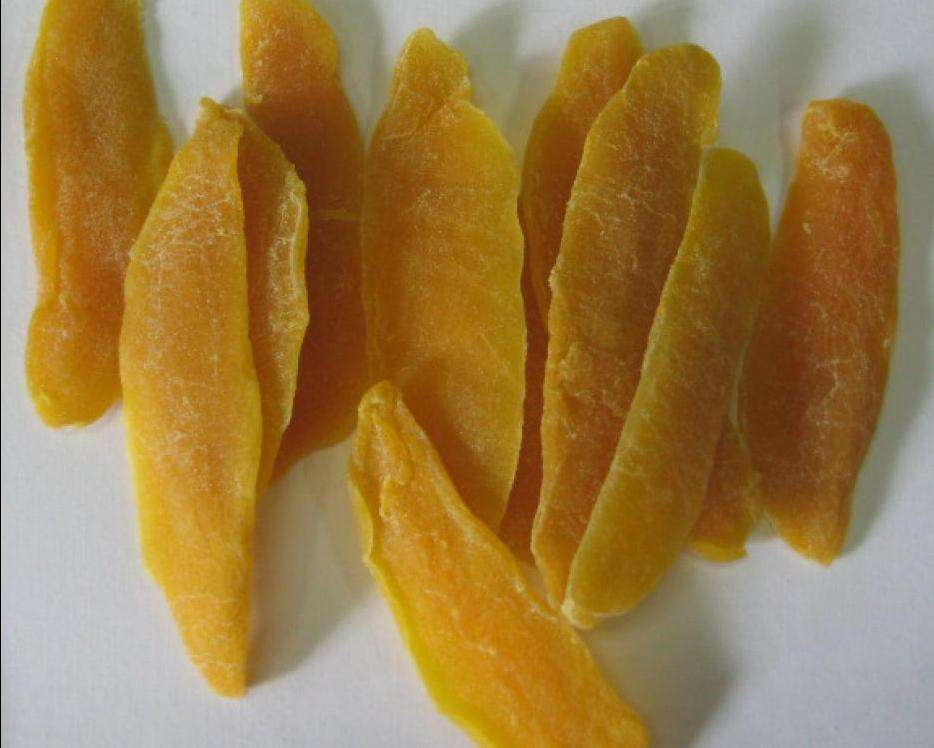 Dried Mango Fruit